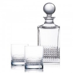 ROGASKA DIAMOND WHISKY SET KPL 1+2 SZT.