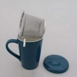 CUP BREWER 3120 BLUE
