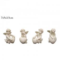 ANGEL WHITE 7x5x3.5CM (192/12)