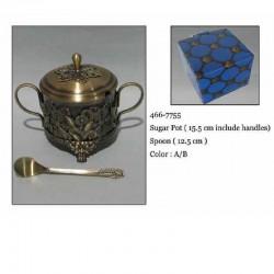 SUGAR-BASIN GOLD
