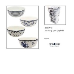 BOWL 600 ML 4 PCS