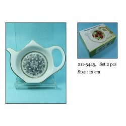 TEA BAGS 211-4445 SET 2 PCS