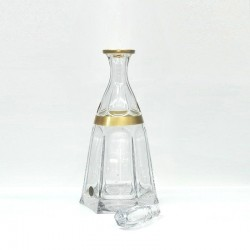 WINDSOR GOLD MAT DECANTER 850 ML
