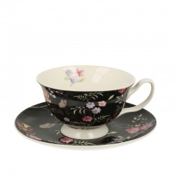 CUP 200 ML WITH SAUCER PAUL