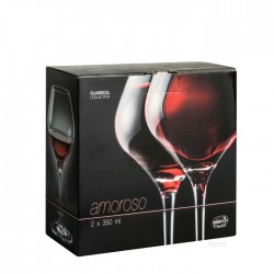 AMOROSO GLASSES OF WINE 350 ML