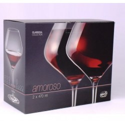 AMOROSO GLASSES 470 ML