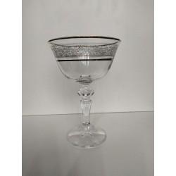 FALCO / LAURA GOLD GLASSES GOBLET 180 ML