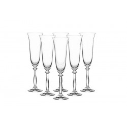 ANGELA CHAMPAGNE GLASSES 190 ML