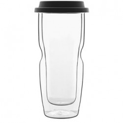 THERMIC MUG WITH A LID 460