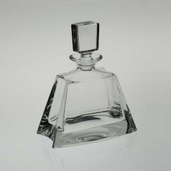 FLAT (Katherine) DECANTER WHISKY 700 ML