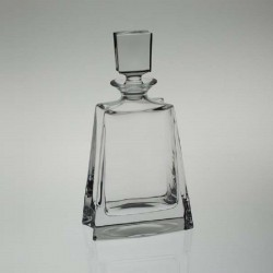 FLAT (Katherine) DECANTER AVERAGE 700 ML