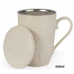 CUP WITH BREWER